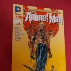 Cómics: ANIMAL MAN. Nº 1. ECC.. Lote 94905435