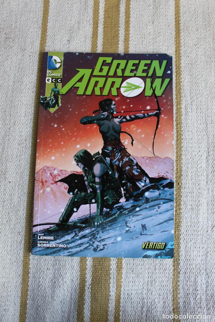 GREEN ARROW: VERTIGO (Tebeos y Comics - Comics otras Editoriales Actuales)
