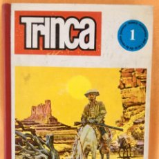 Cómics: TRINCA TOMO 1 DIEZ NUMEROS DONCEL 1970 COMICS CINE PUBLICIDAD CROMOS HISTORIA AVIACION CONCURSOS. Lote 94973431