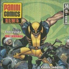 Cómics: PANINI COMICS NEWS: NUMERO 04. Lote 55629938