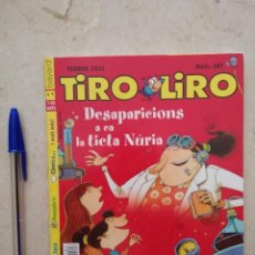 Cómics: COMIC - TIRO LIRO NUMERO 187 - INFANTIL - ED. BAYARD - EN CATALAN. Lote 95025755