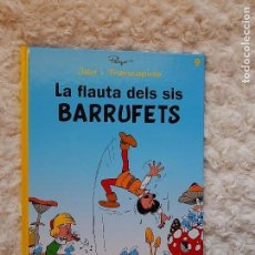 Cómics: JAN TRENCAPINS - LA FLAUTA DELS SIS BARRUFETS - N. 9 - CATALA. Lote 95043027