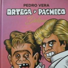 Cómics: ORTEGA Y PACHECHO DELUXE VOL. 1 PEDRO VERA . Lote 95116555