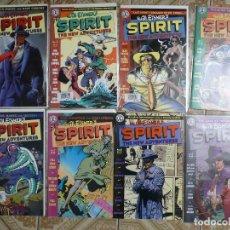 Cómics: LOTE 14 THE SPIRIT WILL EISNER, DAVE GIBBONS, ALAN MOORE, NEIL GAIMAN, MOEBIUS, BUSIEK.... Lote 95119367