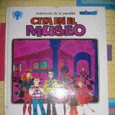 Cómics: CITA EN EL MUSEO UNICEF. Lote 54453726