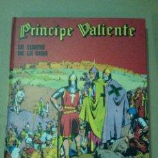 Cómics: PRINCIPE VALIENTE TOMO 4 LA LLAMA DE LA VIDA EDITORIAL BURULAN, 1972. Lote 95148131