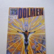 Fumetti: DOLMEN Nº 20 - RAF - STEVE RUDE - HUMBERTO RAMOS CAMALEON,1997 C28. Lote 95197883