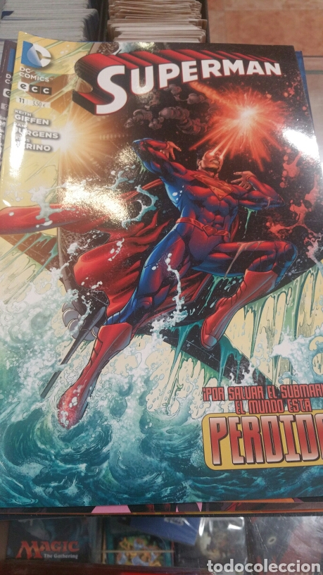 SUPERMAN N°11 (Tebeos y Comics - Comics otras Editoriales Actuales)