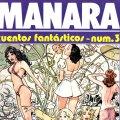 Cómics: MANARA CUENTOS FANTASTICOS 3. EDITORIAL NEW COMIC. AÑO 1989. Lote 95351703