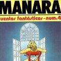 Cómics: MANARA CUENTOS FANTASTICOS 4. EDITORIAL NEW COMIC. AÑO 1990. Lote 95351811