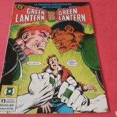 Cómics: GREEN LANTERN VS GREEN LANTERN DC. Lote 95465616