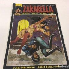 Cómics: ZAKARELLA REVISTA PORTUGUESA AÑOS 70. Lote 95493167
