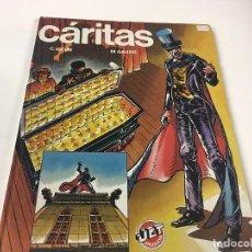 Cómics: CÁRITAS - JET Nº 2 - DIBUJOS: C. VICINI - GUIÓN: M. GAUDO. ED. BRUGUERA, 1983. Lote 95493435