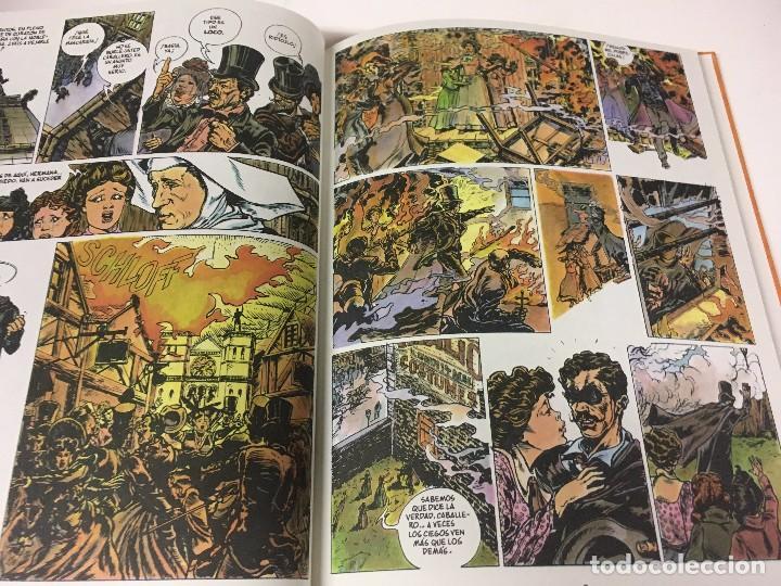 Cómics: CÁRITAS - JET Nº 2 - DIBUJOS: C. VICINI - GUIÓN: M. GAUDO. ED. BRUGUERA, 1983 - Foto 2 - 95493435