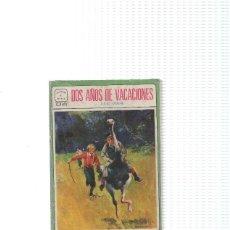 Cómics: DOS AOS DE VACACIONES. Lote 56578078