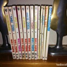 Cómics: BOLSI - RISA - LOTE DE 13 COMICS - AÑO 1976 - BUEN ESTADO - 41 AÑOS DE ANTIGUEDAD. Lote 95543535