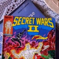 Cómics: SECRET WARS II - RETAPADO - 5 NUMEROS - 16 AL 20 - MARVEL COMICS FORUM 1985. Lote 95609435