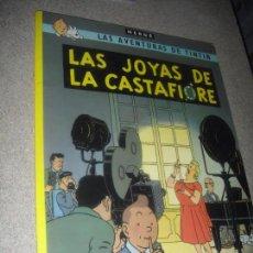 Cómics: LAS AVENTURAS DE TINTIN - LAS JOYAS DE LA CASTAFIORE. Lote 95629339