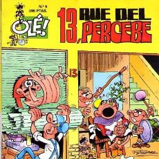 Cómics: OLE (13 RUE DEL PERCEBE) (ED-B) Nº 9. Lote 95636107