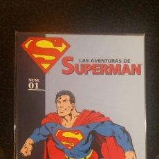 Cómics: LAS AVENTURAS DE SUPERMAN 1 PLANETA. Lote 95705251
