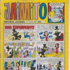 Cómics: JAIMITO NUMERO 1622. Lote 95715754