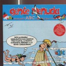 Cómics: GENTE MENUDA SEMINARIO JUVENIL DE ABC NUMERO 142: EL CAPITAN TRUENO, ETC. Lote 95716658