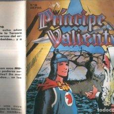 Cómics: EL PRINCIPE VALIENTE DE EDICIONES B NUMERO 28 (NUMERADO 2 EN TRASERA). Lote 95716771