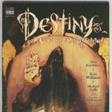 Cómics: DESTINY: A CHRONICLE OF DEATHS FORETOLD: BOOK 01 (VERTIGO). Lote 95716864