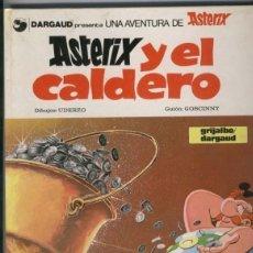 Cómics: ASTERIX EDICION 1981: EL CALDERO (NUMERADO 3 EN INTERIOR). Lote 95716892