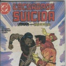 Cómics: ESCUADRON SUICIDA NUMERO 09: EL ESCUADRON CONTRA LA JIHAD. Lote 95716906