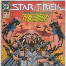 Cómics: STAR TREK: THE NEXT GENERATION, VOL.2 NO. 55: TIME CRIME, PART 3 (1993). Lote 95716908