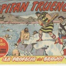 Cómics: EL CAPITAN TRUENO ORIGINAL NUMERO 266: LA PROFECIA DEL BRUJO. Lote 95717036