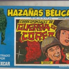 Cómics: HAZAÑAS BELICAS NUMERO 106 (NUMERADO 01 EN CONTRAPORTADA). Lote 95717048
