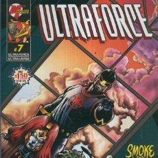 Cómics: ULTRAFORCE, VOL.2 NO.07: SMOKE AND BONE, PART THREE. Lote 95717067