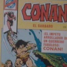 Cómics: POCKET DE ASES BRUGUERA CONAN EL BARBARO. Lote 95763787