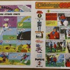Cómics: CLASICOS DEL COMIC. Nº 9. EDITORIAL COMPLOT. AÑO 1989. Lote 95797511