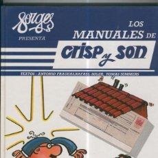 Cómics: LOS MANUALES DE CRISP Y SON VOLUMEN 09: TU..Y TU ANHELADA NUEVA CASA. Lote 95805326