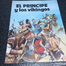 Fumetti: EL PRINCIPE Y LOS VIKINGOS -ILUSTRACIONES : CHACO. Lote 95820287