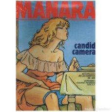 Cómics: MANARA: CANDID CAMERA. Lote 148123204