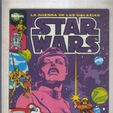 Cómics: LA GUERRA DE LAS GALAXIAS: STAR WARS NUMERO 15. Lote 95922155