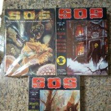 Cómics: S.O.S. SOS SEGUNDA EPOCA (COLECCION COMPLETA) (VALENCIANA 1980). Lote 96005887