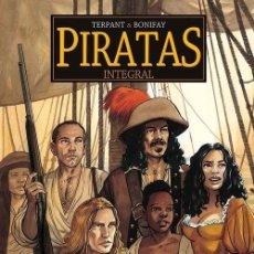 Cómics: PIRATAS EDICION INTEGRAL - TERPANT Y BONIFAY - PONENT MON. Lote 96026295