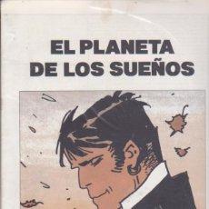 Cómics: EL PLANETA DE LOS SUEÑOS. HUGO PRATT.. Lote 96026931