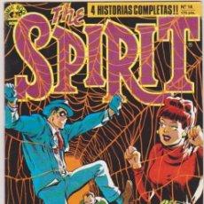 Cómics: THE SPIRIT Nº 14. NORMA.. Lote 96028599