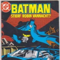 Cómics: BATMAN Nº 17. TEBEO FINLANDÉS. Lote 96030031