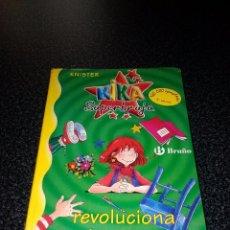 Cómics: KIKA SUPERBRUJA REVOLUCIONA LA CLASE. ED. BRUÑO. 4ª EDICIÓN. Lote 96030863