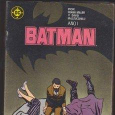 Cómics: BATMAN AÑO 1. LOTE DE 17 EJEMPLARES DEL 1 AL 17. ZINCO.. Lote 96031067