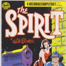 Cómics: THE SPIRIT Nº 1. NORMA.. Lote 96032691
