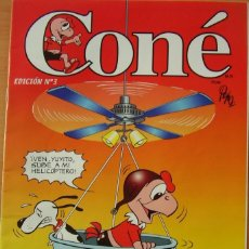 Cómics: COMIC CONE DE CONDORITO NUMERO 3.COMPLETO.2007.REVISTA.TEBEO.HISTORIETA.. Lote 96036515