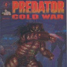 Cómics: PREDATOR: COLD WAR NUMERO 04. Lote 96071779